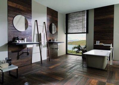 Urbavenir Salle_de_bain_bois-400x284 Changer sa salle de bain