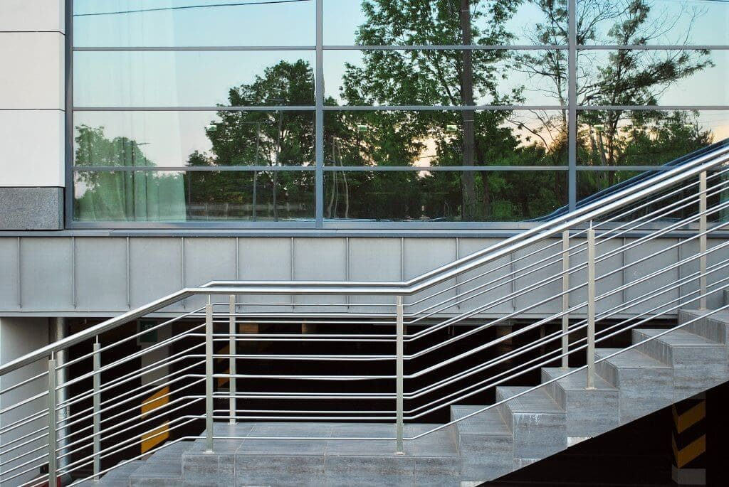 Urbavenir Urbavenir_Escalier Travaux de réhabilitation