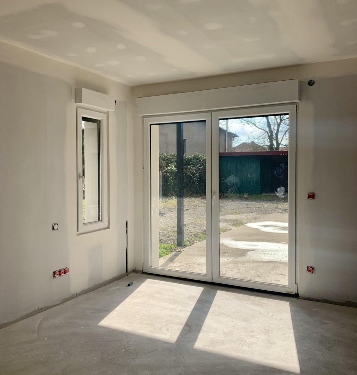 Urbavenir Chambre-parentale La maison aux 16 pans - Lunéville #2 actualites Blog chantiers Maison d'architecte Maison familiale Maison sur-mesure